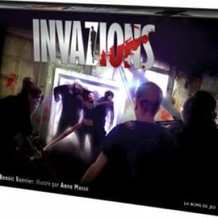 Le test de Invazions
