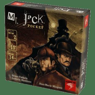 Le test de Mr Jack Pocket