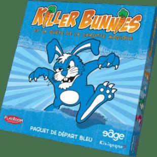 Killer Bunnies et la quête de la carotte magique