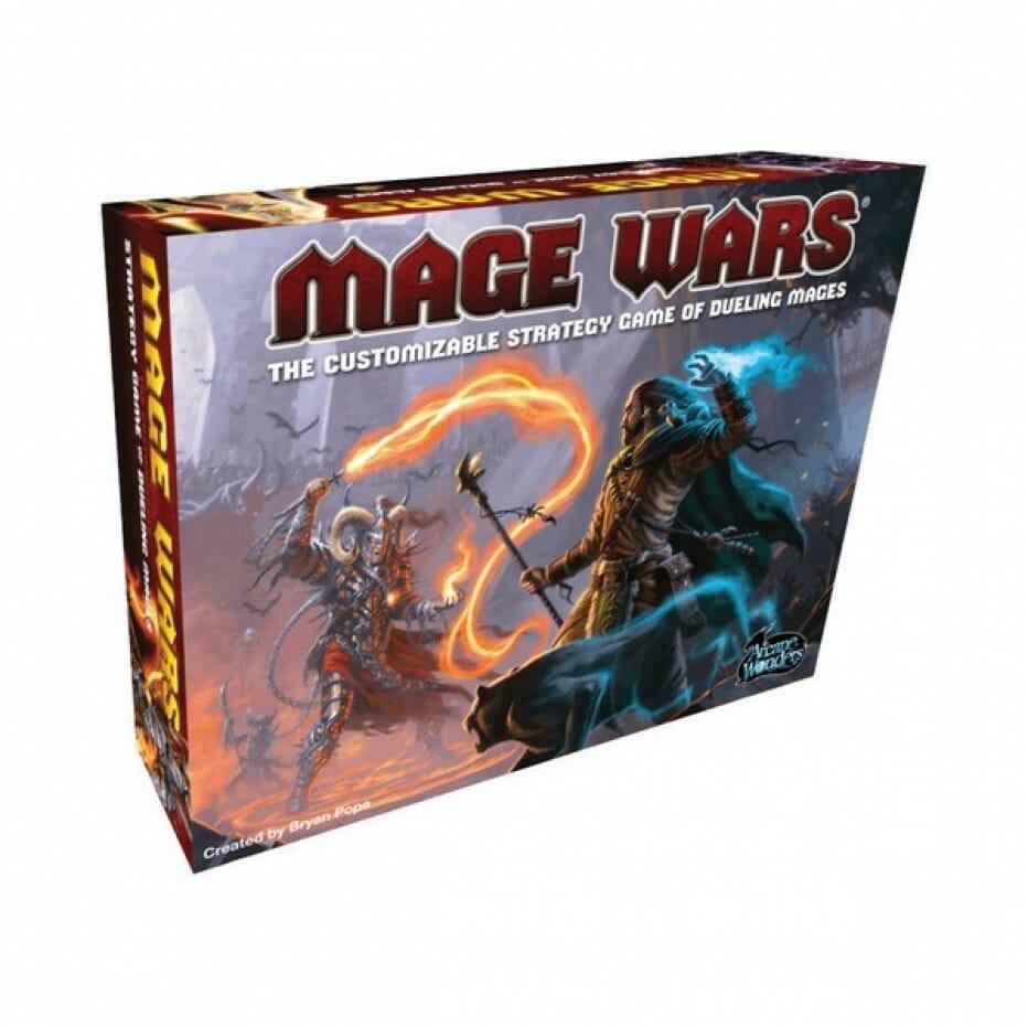 Mage Wars arrivera d'ici juin