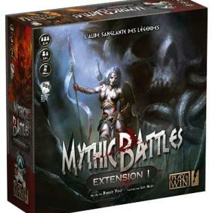 Mythic Battles – L'aube sanglante des légendes