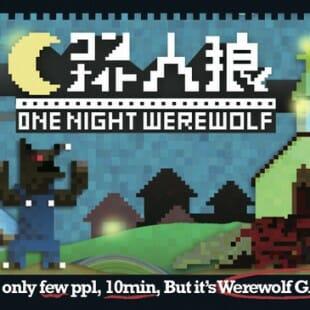 Le test de One Night Werewolf