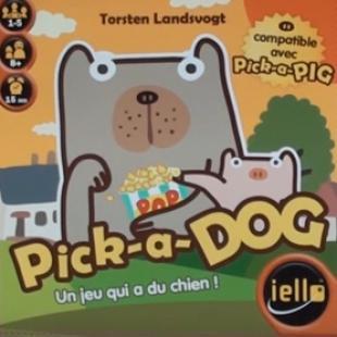 Le test de Pick-a-Dog (VF)