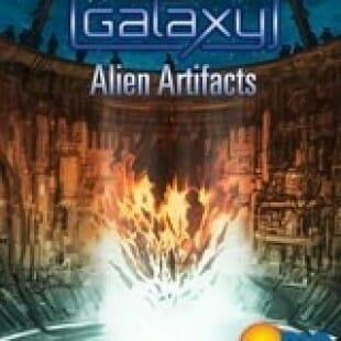 Race for the galaxy – Aliens Artifacts