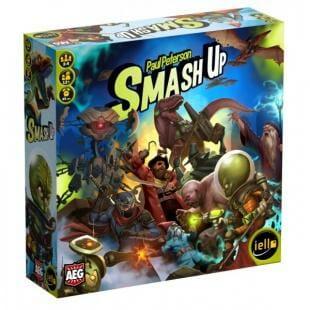 Le test de Smash up