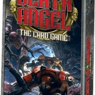 Le test de Space Hulk: Death Angel – The Card Game