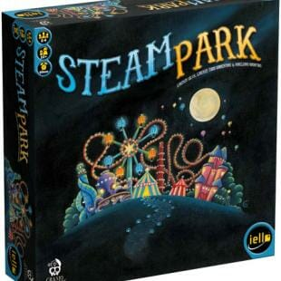 Le test de Steam Park