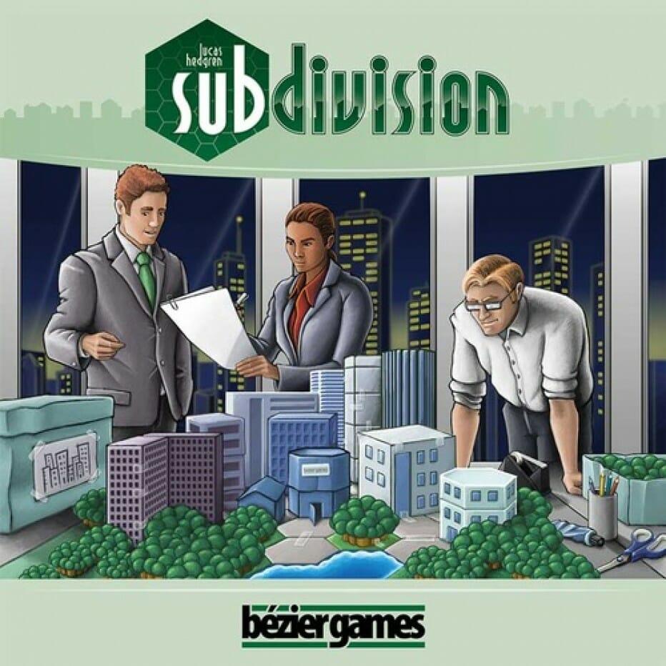 Subdivision, la saga Suburbia continue