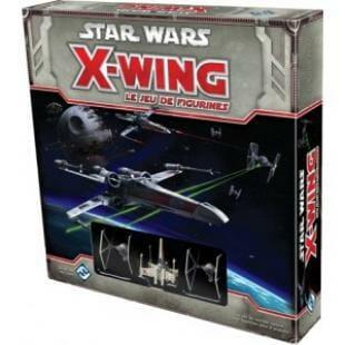 Le test de Star Wars X-Wing : Le Jeu de Figurines (boite de base)