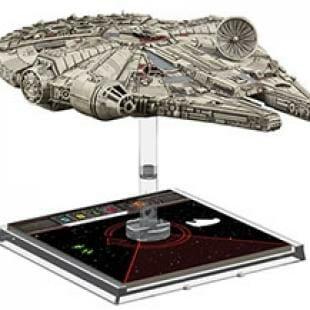 star wars X-Wing – Miniatures Game : Faucon Millenium™