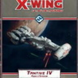 Star wars X-wing – miniatures game :Tantive IV
