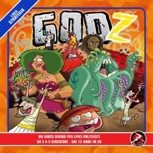 Red Glove : des news de Super Fantasy & ze Preview of Godz !