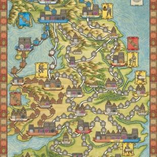 Hansa Teutonica: extension Britannia