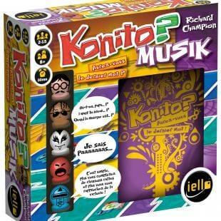 Le test de Konito Musik