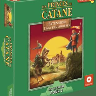 Les princes de Catane allument les Lumières