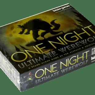 One Night Ultimate Werewolf (Loup-Garou pour Une Nuit)