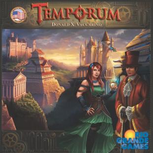 Vaccarino nous parle de son futur jeu Temporum (mais pas que)
