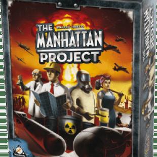 The Manhattan project : C'était pas ma guerre Colonel
