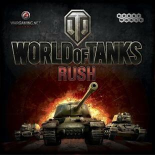 World of Tanks : Rush, le jeu en ligne débarque en cartes