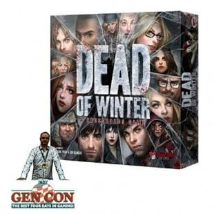 Fendoel to ze Gen Con 2014 : Dead of Winter