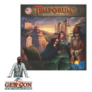 Fendoel to ze Gen Con 2014 : Temporum