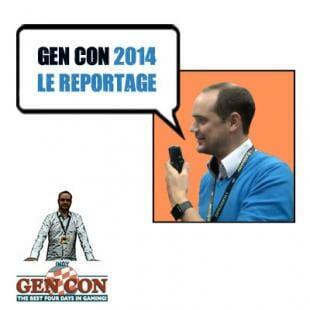 Fendoel to ze Gen Con 2014 : Gen Con 2014 – Le reportage