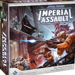 Imperial Assault : Descent sur l'Etoile Noire !!