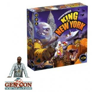 Fendoel to ze Gen Con 2014 : King of New York