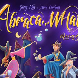 Abraca…What ? Gary Kim & Marie Cardouat, c'est magique