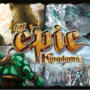 Tiny Epic Kingdoms [Essen] que le monde est petit
