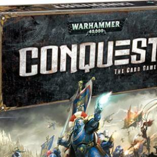 Warhammer 40,000: Conquest pour la GenCon ?