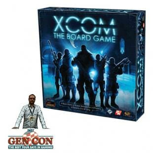 Fendoel to ze Gen Con 2014 : XCOM – the boardgame