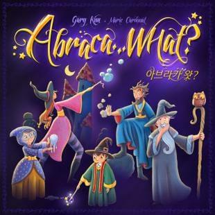 Abraca… what?