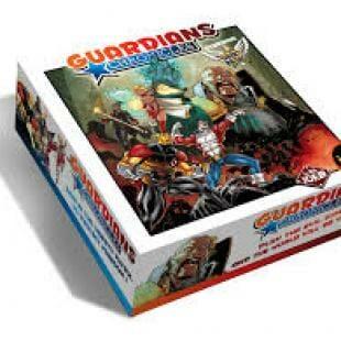 Guardians' chronicles : bientôt de la grosse testostérone en boite