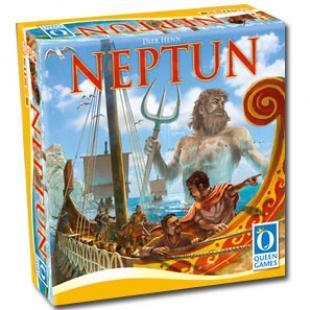 L'auteur de Shogun et Alhambra revient avec Neptun !