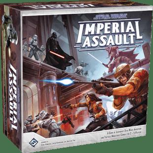 Le test de Imperial Assault