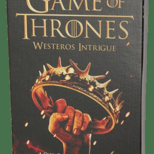 Le test de Game of Thrones: Intrigues à Westeros