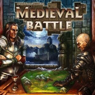 Medieval Battle : du wargame hexagonal à Essen