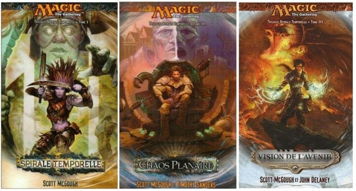 Cover dernier cycle Magic the Gathering