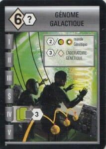 Génome galactique