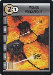 Monde volcanique