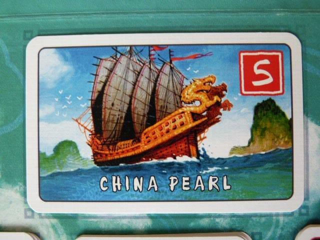Le fameux China Pearl !