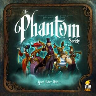 Phantom Society – Ghostbusters et rouages
