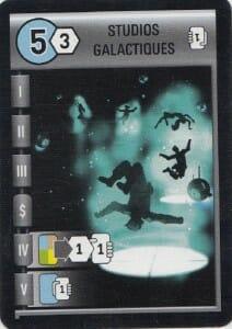 Studios galactiques
