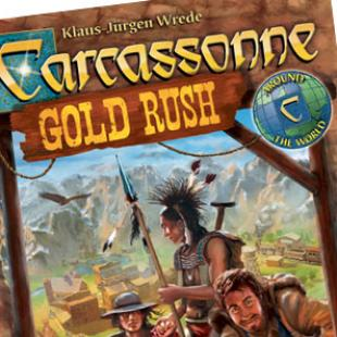 Carcassonne : Gold Rush [Essen] le Meeple armé