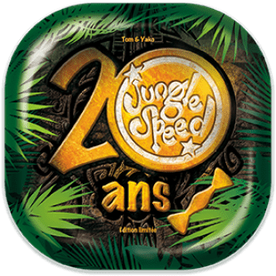 Jungle speed 20 ans
