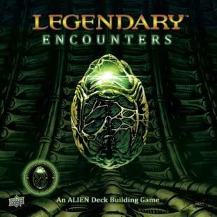 Le test de Legendary Encounters: An Alien Deck Building Game