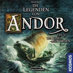 Le test de Andor – Voyage vers le Nord