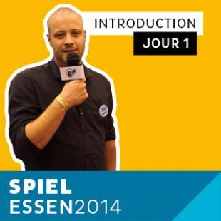 Essen 2014 – Day 1 – Le debrief