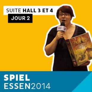 Essen 2014 – Day 2- Le debrief